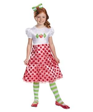Strawberry Shortcake Classic Baby Girls Costume