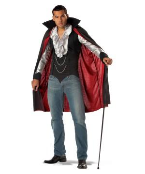 Suave Vampire Mens Costume