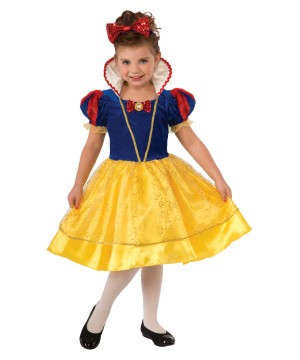 The Fairest of Them All Girls Princess Costume