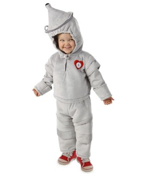 The Wizard of Oz Tin Man Baby Costume
