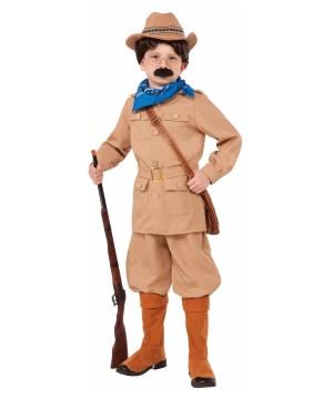 Theodore Roosevelt Boys Costume