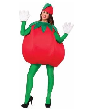 Tomato Women Costume