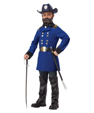 Union General Ulysses S. Grant Boys Costume
