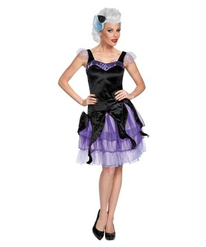 The Little Mermaid Ursula Womens Costume deluxe