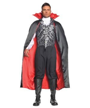 Vampire Costume Vest Set