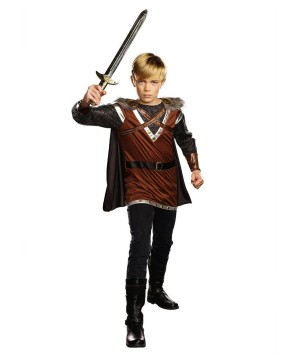 Warrior Knight Boys Costume