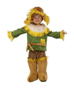 The Wizard of Oz Scarecrow Baby Costume