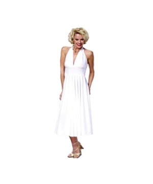 50's Startlet Marilyn Women plus size Costume