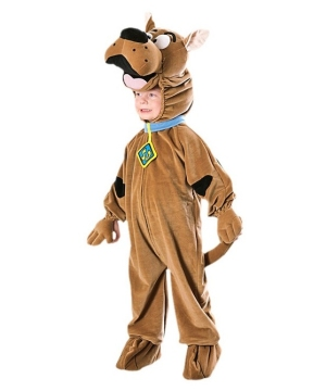 Scooby Doo Costume - Child Costume deluxe