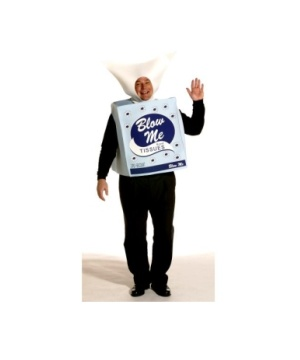 Blow Me Tissues Adult Costume