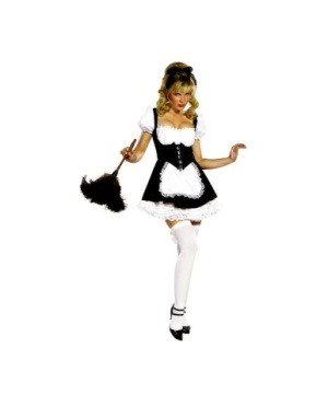 Chamber Maid Women Costume