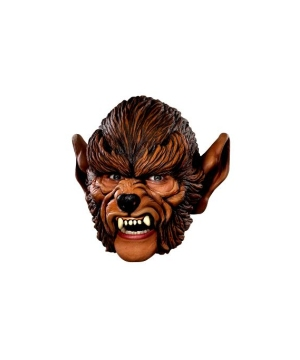 Werewolf Adult Mask Accessory