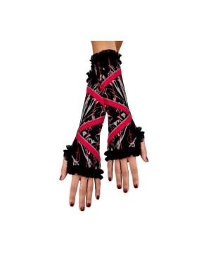Zipper Glovettes Adult