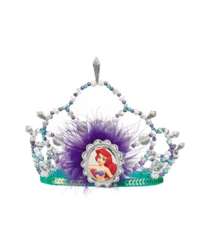 ariel tiara disney princess costume accessory