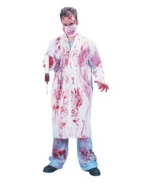 Dr. Killjoy Costume - Adult Costume