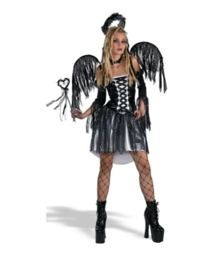 Fallen Angel Teen Costume deluxe