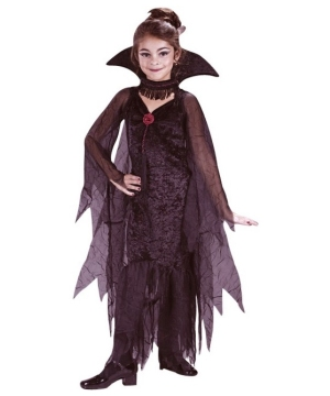 Daughter of Darkness Girls Costume