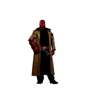 Hellboy Adult plus size Costume