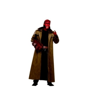 Hellboy Men Costume