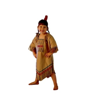 Indian Girl Costume - Toddler Costume