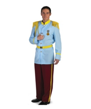 Prince Charming Disney Men Costume Prestige