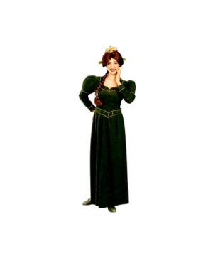 Princess Fiona Women Costume deluxe