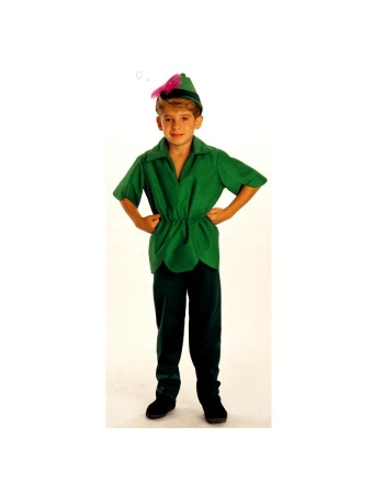 Peter Pan Toddler Boys Costume