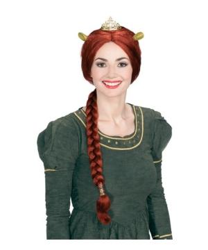 Princess Fiona Wig deluxe