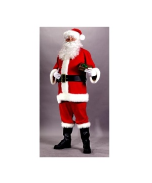 Santa Suit Adult Costume Economy