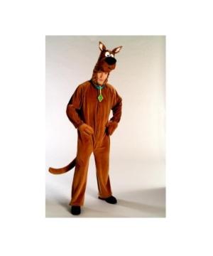 Scooby Doo Costume - Costume deluxe