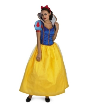 Snow White Adult Disney Costume Prestige