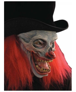 Now That's Funny Clown Adult Mask