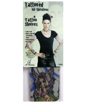 Tattoo Sleeves Fairies and Swirls Adult