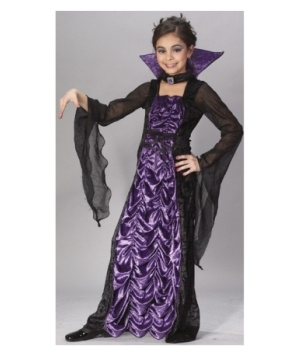 Countess of Darkness Costume - Kids