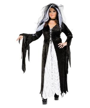 Bride of Darkness Costume - plus size Costume