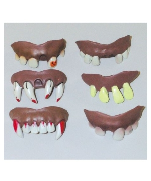Assorted Teeth Adult