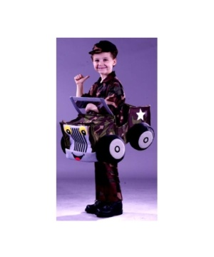 I'm a Jeep Costume - Toddler Costume