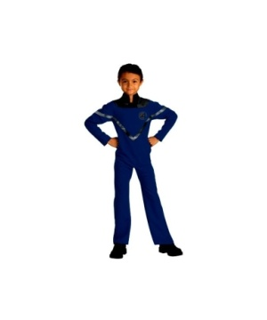 Mr Fantastic Boys Costume standard