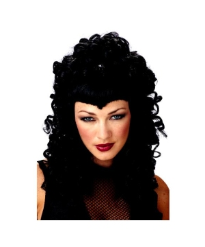 Spider Queen Adult Wig