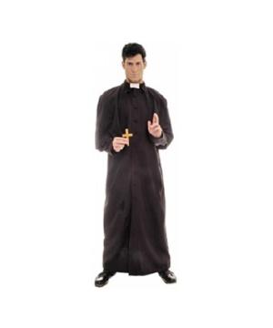 Priest Classic Adult Costume