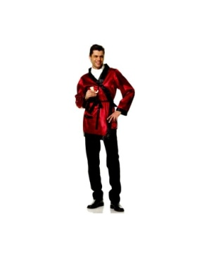 Smoking Jacket/bachelor Adult Costume