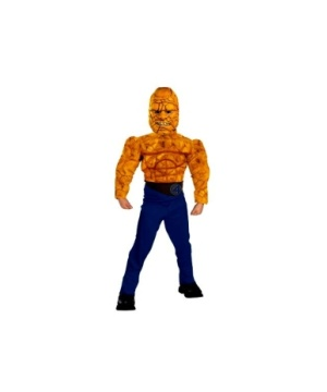 The Thing Muscle Boys Costume