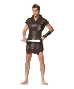Fantasy Warrior Mens Costume