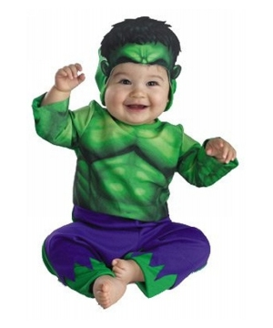 Baby Superhero Costumes