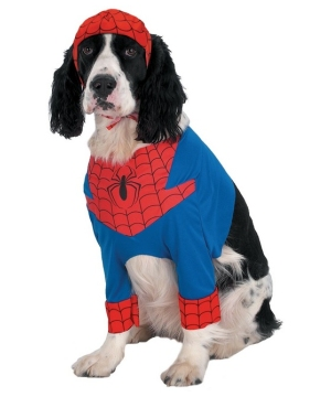 Spiderman Pet Costume