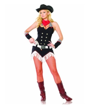 Shoot Em Up Cowgirl Adult Costume