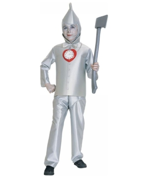 Tin Man Child Costume