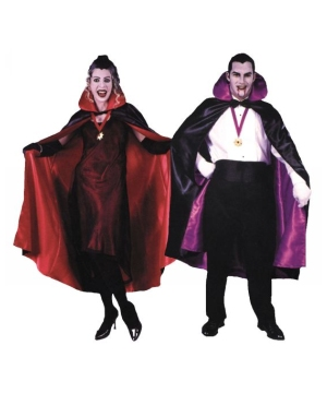 Cape 56 Inches deluxe - Halloween Costume Accessory
