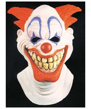 Clown Mask - Adult Mask