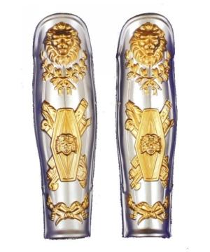 Roman Adult Leg Armor Plastic